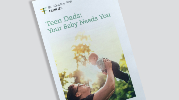 Teen Dads: Your Baby Needs You
